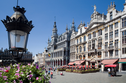 Hotels in Tournai